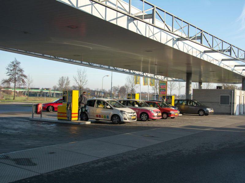 Tankstation Lelystad