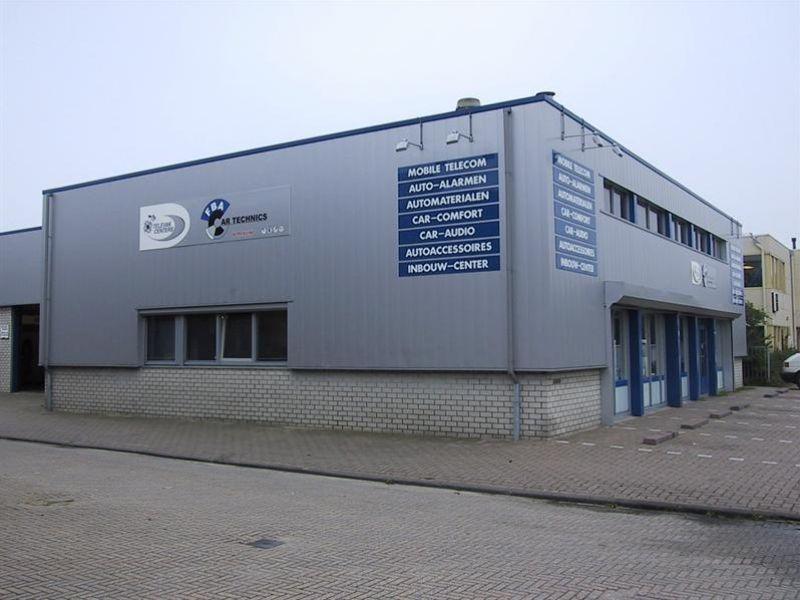 Winkel met garage - renovatie